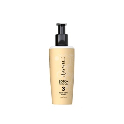 RAYWELL BOTOX HAIR GOLD REPAIR CREAM NO RINSE 150ML