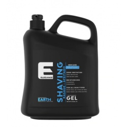 ELEGANCE PLUS GEL DE AFEITADO EARTH 2 L