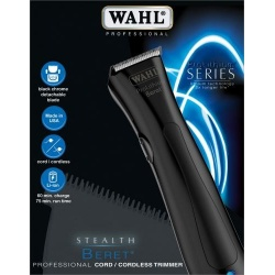 WAHL BERET BLACK EDITION